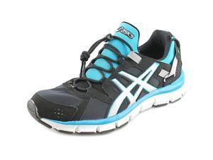 Asics Gel-Synthesis Women US 7 Black Running Shoe EU 38