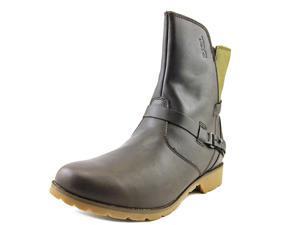 Teva Delavina Low Women US 7.5 Brown Ankle Boot