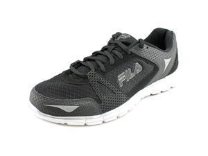 Fila Memory Synergy Men US 11 Black Sneakers