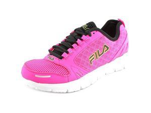 Fila Deluxe Women US 6.5 Pink Running Shoe
