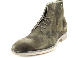 Diesel Quartium Men US 10.5 Green Chukka Boot EU 44