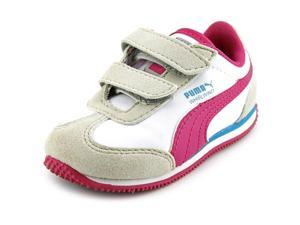 Puma Whirlwind V Kids Toddler US 5.5 White Sneakers UK 4.5 EU 21