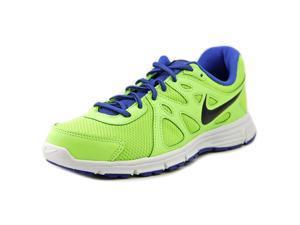 Nike Revolution 2 MSL Men US 6.5 Green Sneakers