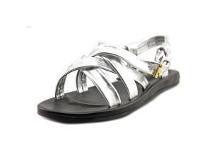 Emozioni W1325 Women US 7.5 Silver Gladiator Sandal