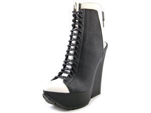 Michael Antonio Mirabel Women US 5.5 Black Platform Heel