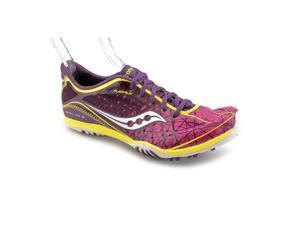 Saucony Shay XC3 Spike Women US 11.5 Purple Cleats UK 9.5 EU 44