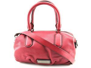 Marc By Marc Jacobs New Q Small Legend Women Red Satchel