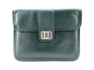 Juicy Couture Yrsu2140 Women Green Clutch NWT