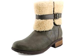 Ugg Australia Blayre II Women US 9 Brown Winter Boot