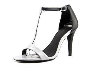 Calvin Klein Nasi Women US 8.5 Silver Heels