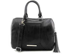 Steve Madden DO258305 Women Black Satchel NWT