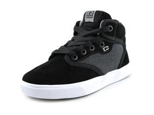 Globe Motley Mid Kids Youth US 4 Black Skate Shoe