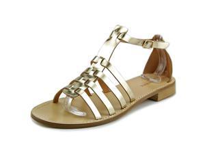 Emozioni Axwell Women US 9 Gold Gladiator Sandal EU 39