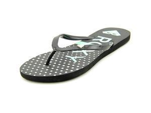 Roxy Mimosa V Women US 9 Black Flip Flop Sandal EU 40