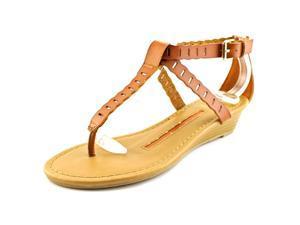 New Directions Ocean Women US 10 Tan Wedge Sandal