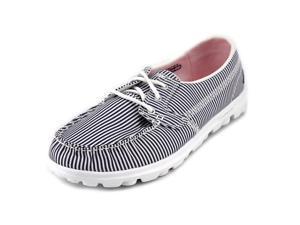 Skechers On the Go-Sandbar Women US 9.5 Blue Sneakers