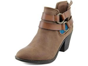 Blowfish Sucrra Women US 7 Brown Ankle Boot