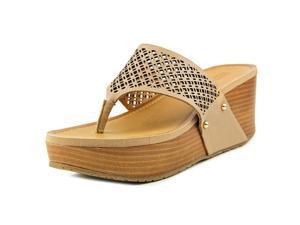 Kenneth Cole Reactio Fan Tastic Sandals Women US 9.5 Brown