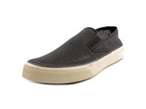 Sperry Top Sider Cloud Slip On Men US 8.5 Black Walking Shoe