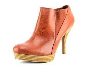 Unlisted Kenneth Cole Smooth File  Women US 10 Tan Platform Heel