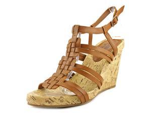 Unlisted Kenneth Col Work Group Women US 10 Brown Wedge Sandal