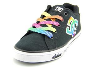 DC Shoes Chelsea TX SE Youth US 12 Black Skate Shoe