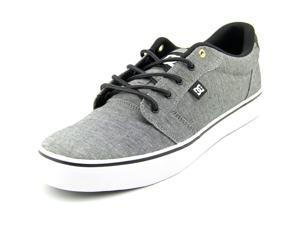 DC Shoes Anvil TX SE Men US 6 Gray Skate Shoe