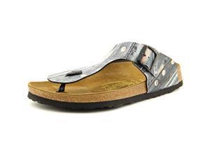 Papillio Ramses Men US 11 Multi Color Thong Sandal