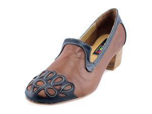 Everybody By BZ Moda Lesso Women US 8 Brown Loafer EU 39