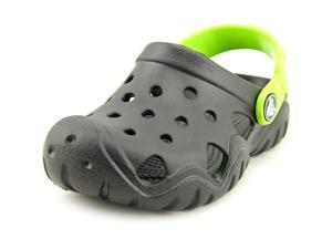 Crocs Swiftwater Clog K Toddler US 9 Black Clogs