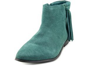 Coconuts By Matisse Cody Women US 8.5 Green Ankle Boot