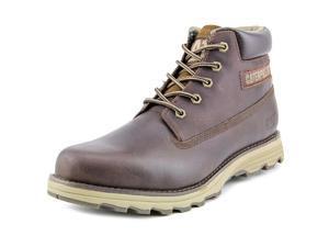 Caterpillar Founder Men US 9.5 Brown Boot