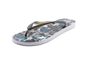 Havaianas Conservation International Men US 11 Gray Flip Flop Sandal