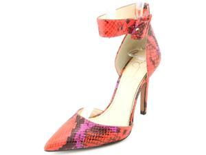 Jessica Simpson Cayna Women US 6 Red Sandals