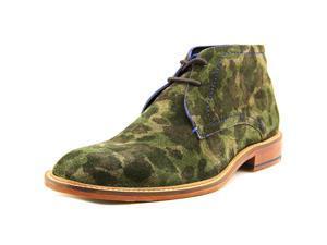 Ted Baker Thylaar Men US 7.5 Green Desert Boot
