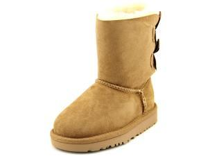 Ugg Australia Bailey Bow Toddler US 10 Brown Winter Boot