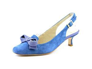 Donald J Pliner Sofia Women US 5 Blue Slingback Heel