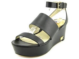 Michael Michael Kors Poesy Women US 8 Black Platform Heel