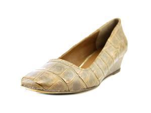 Donald J Pliner Pisa Women US 9 Brown Wedge Heel