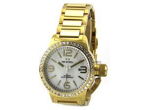 TW Steel TW310 Stainless Steel Gold Women Watch