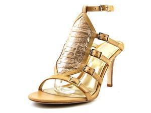 Donald J Pliner Tena Women US 5.5 Tan Sandals
