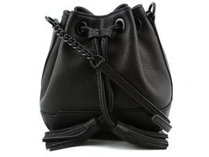 Rebecca Minkoff Micro Lexi Bucket Women Black Shoulder Bag NWT
