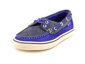 Superga Suej Youth US 12.5 Blue Boat Shoe