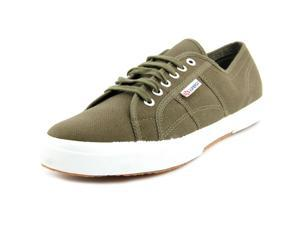 Superga 2750 Cotu Classic Men US 13.5 Green Sneakers