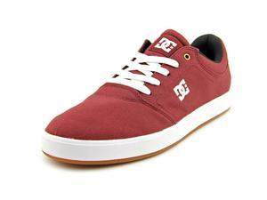 DC Shoes Crisis TX Women US 10 Burgundy Skate Shoe