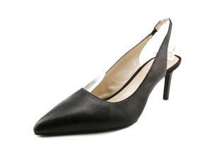 DKNY Eydie Women US 8 Black Slingback Heel