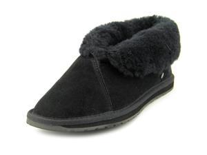 Emu Australia Talinga Deluxe Women US 7 Black Slipper