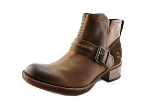 Timberland Whittmore Chelsea Women US 7 Brown Ankle Boot