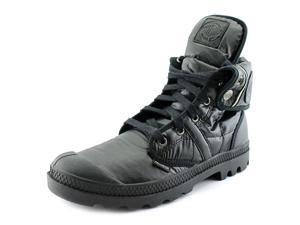 Palladium Pallabrouse Baggy Exn Women US 8 Black Combat Boot