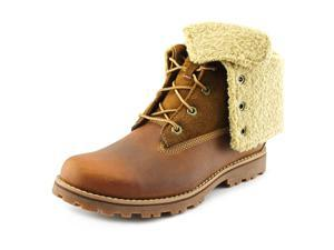 Timberland Juniors Authentic Youth US 4.5 Brown Boot